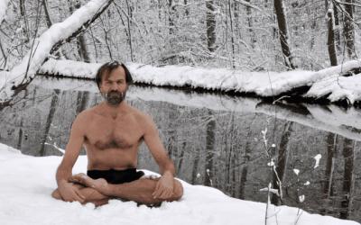 Método Wim Hof: Un camino natural hacia la fuerza, salud y felicidad
