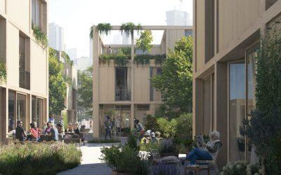 Rediseñando las viviendas del futuro: The Urban Village Project