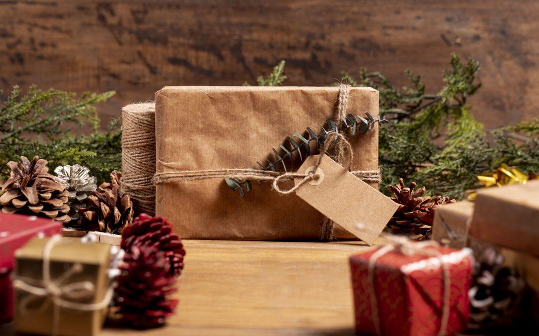 Vive una navidad verde: 5 ideas para regalos eco amigables